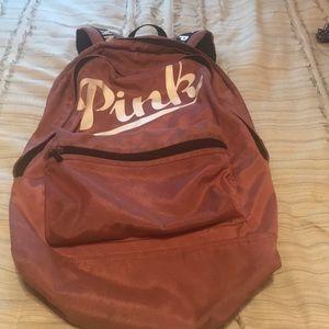 Victoria's Secret pink backpack 🎒